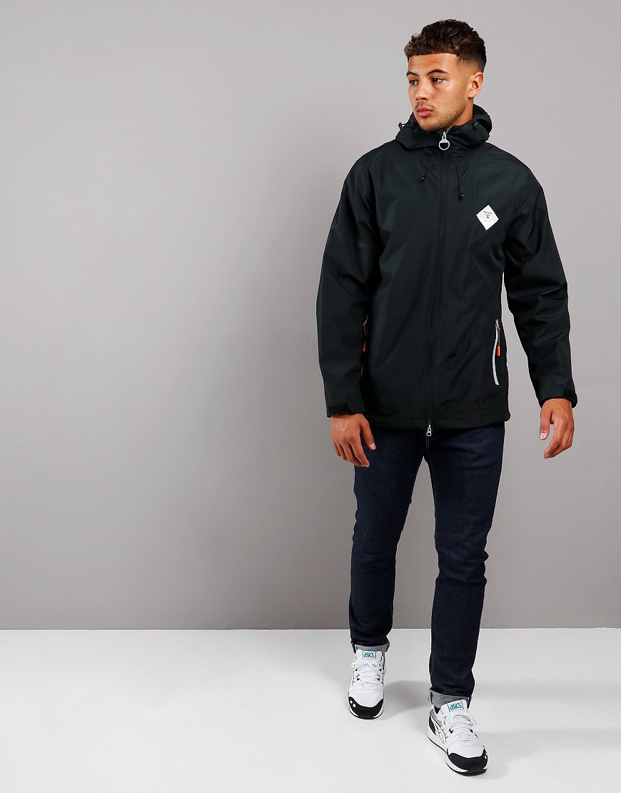 Barbour Beacon Mound Waterproof Jacket Black