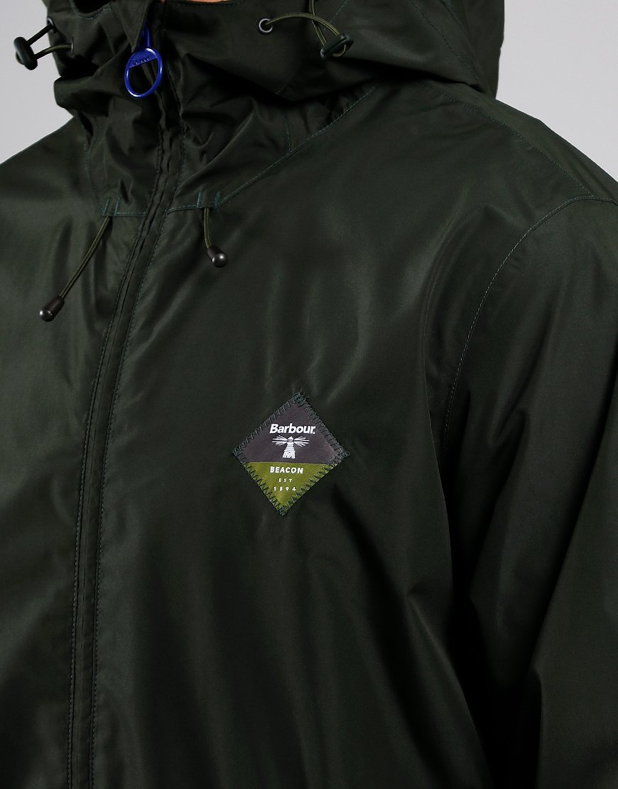 Barbour Beacon Mound Waterproof Jacket Sage
