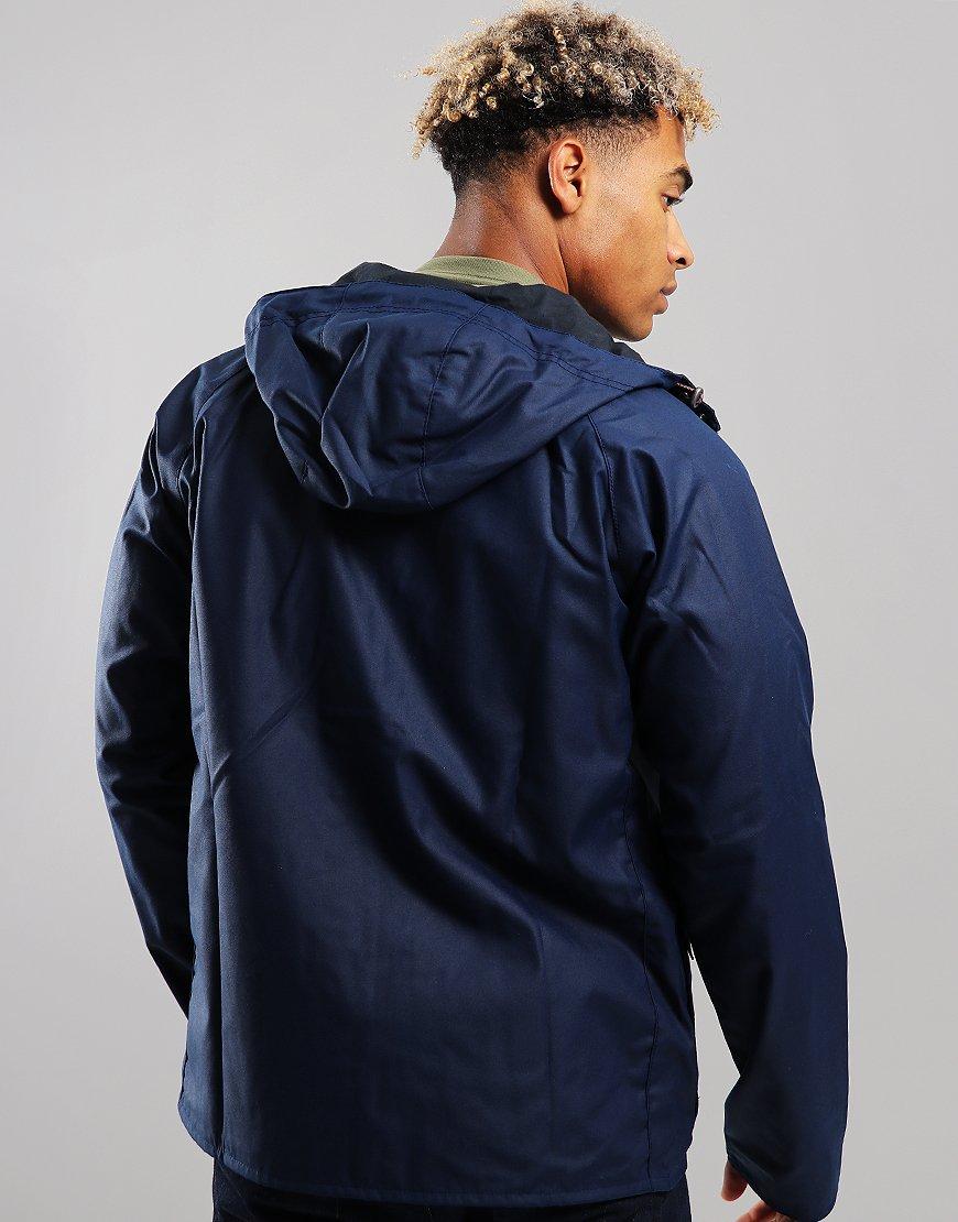 Barbour Beacon Pass Wax Jacket Regal