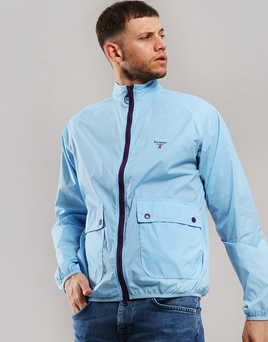 Barbour Beacon Principle Jacket Light Blue