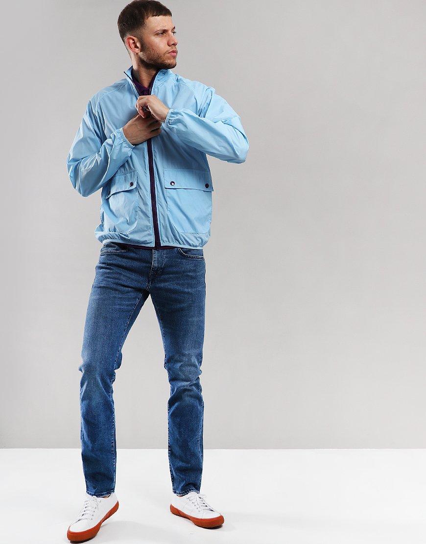 Barbour Beacon Principle Jacket Light Blue