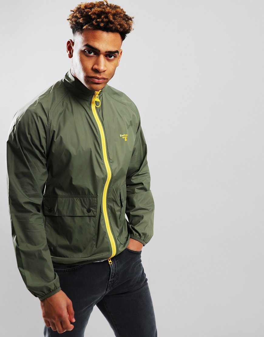 Barbour Beacon Principle Jacket Light Moss