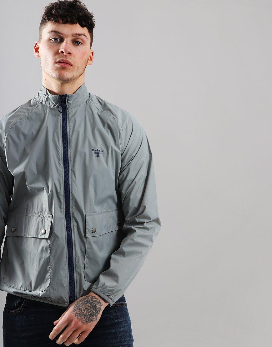 Barbour Beacon Principle Casual Jacket Smoke