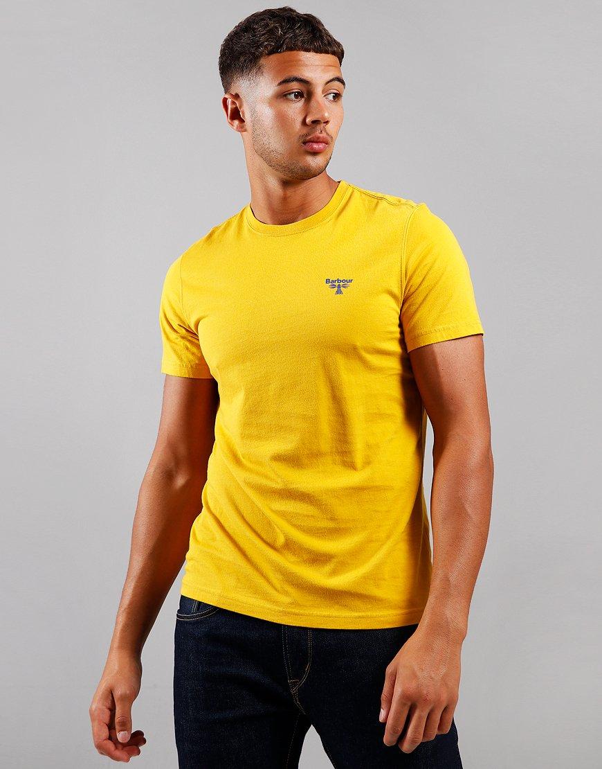 Barbour Beacon Logo T-Shirt Golden