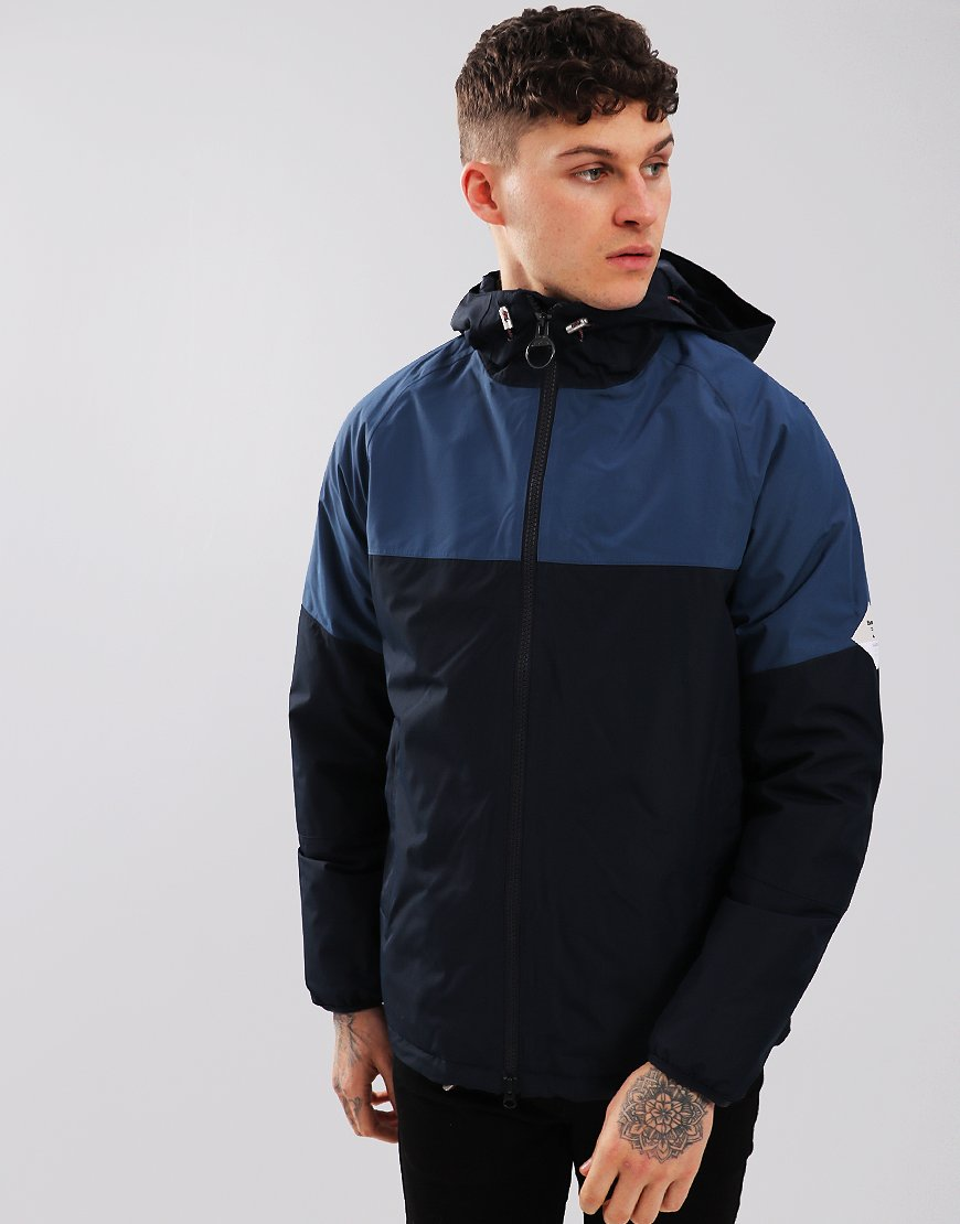 Barbour Beacon Troutbeck Jacket Navy