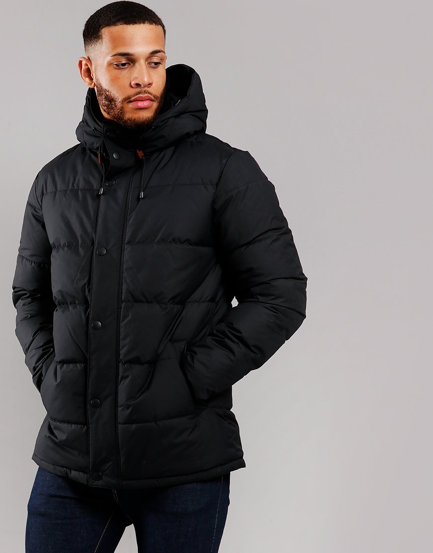 Barbour Beeston Quilted Jacket Black