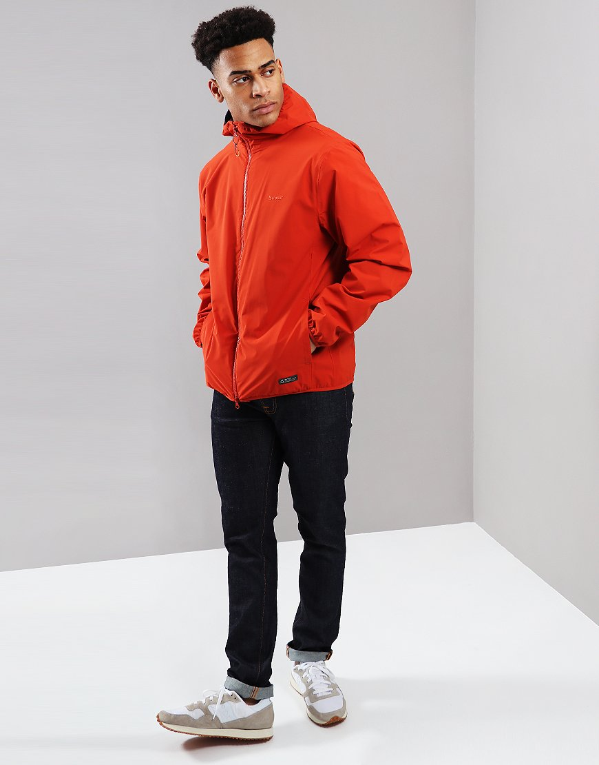 Barbour Cairn Jacket Sunset Orange