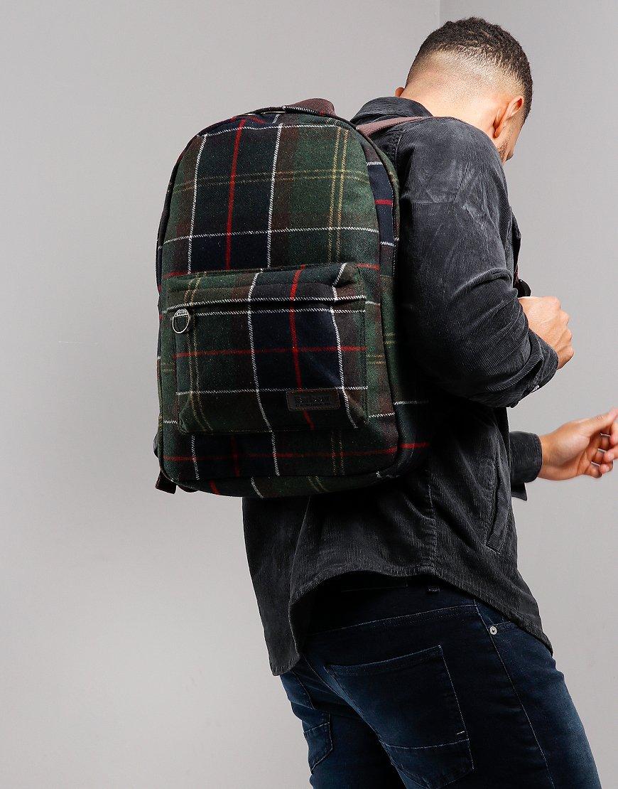 Barbour Carbridge Backpack Classic Tartan