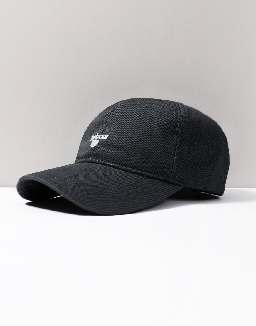 68882cfeb74 Barbour Cascade Sports Cap Black
