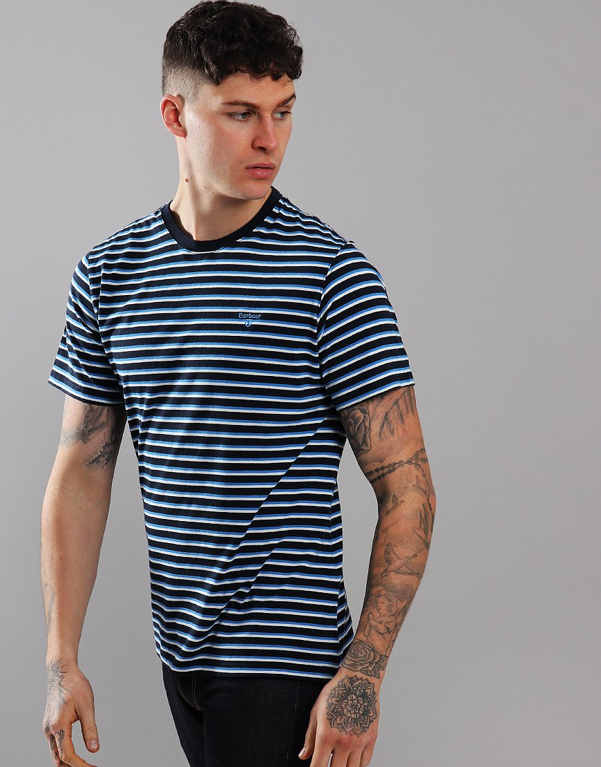Barbour Crane T-Shirt Navy