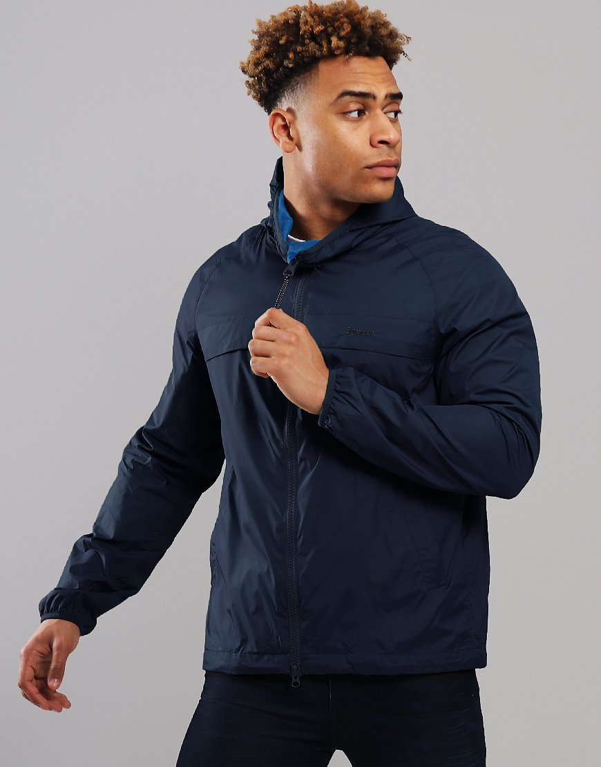 Barbour Eve Jacket  Navy