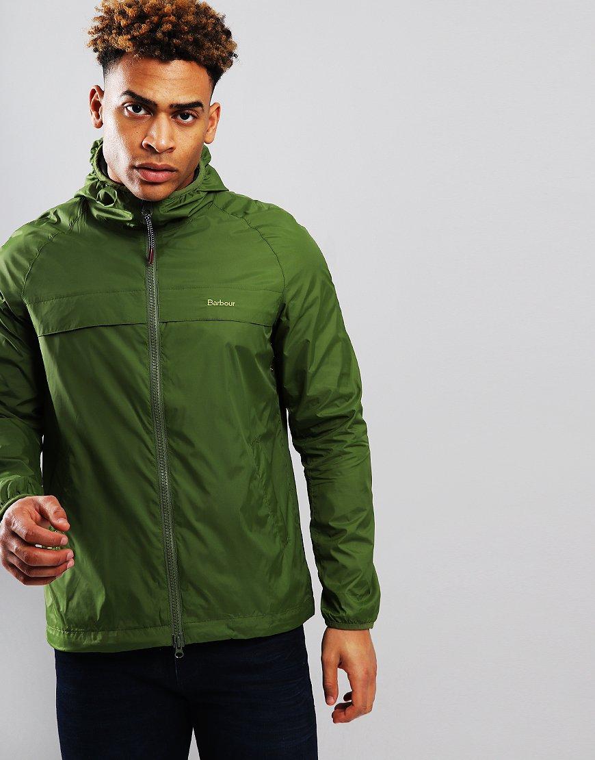 Barbour Eve Jacket Vintage Green