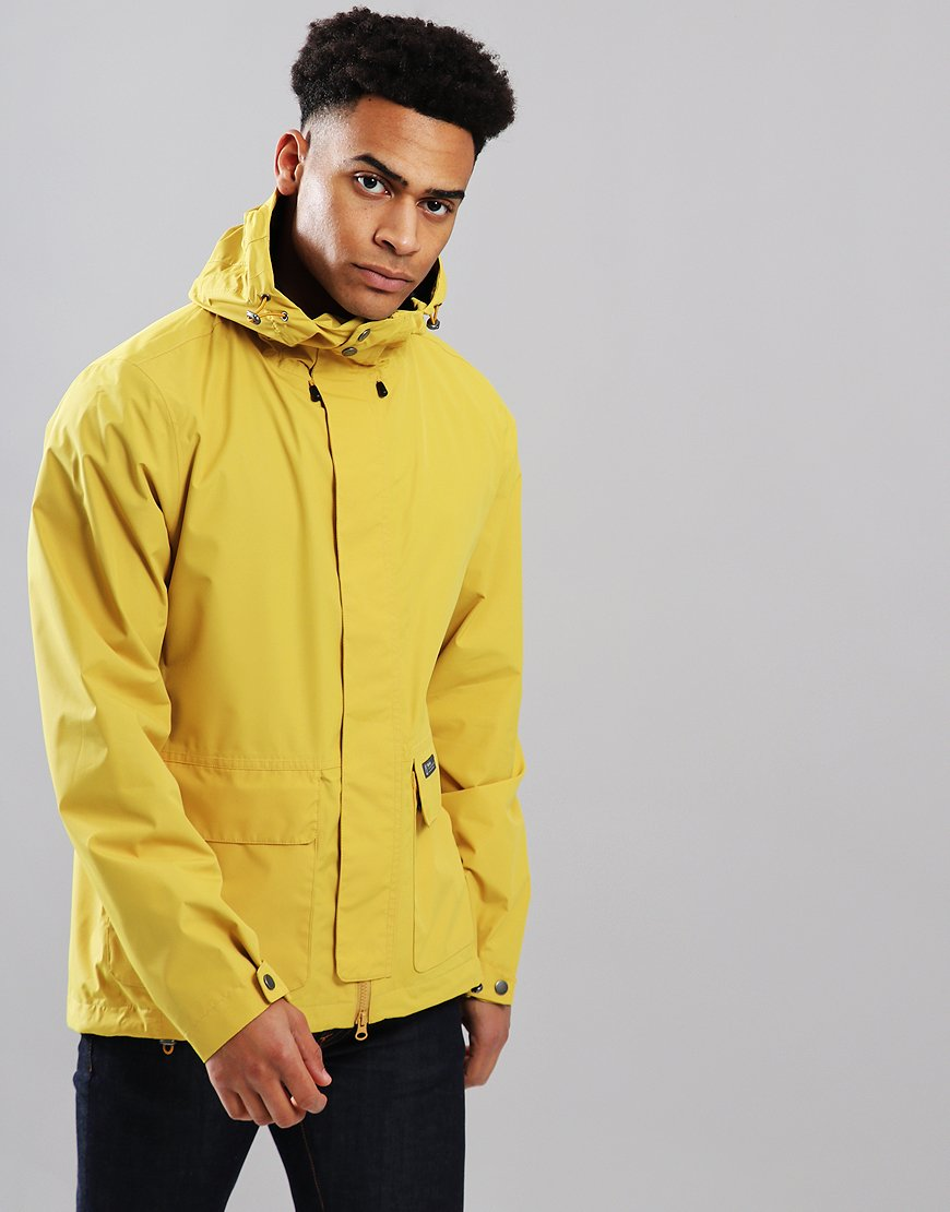 Barbour Foxtrot Jacket Sun Gold