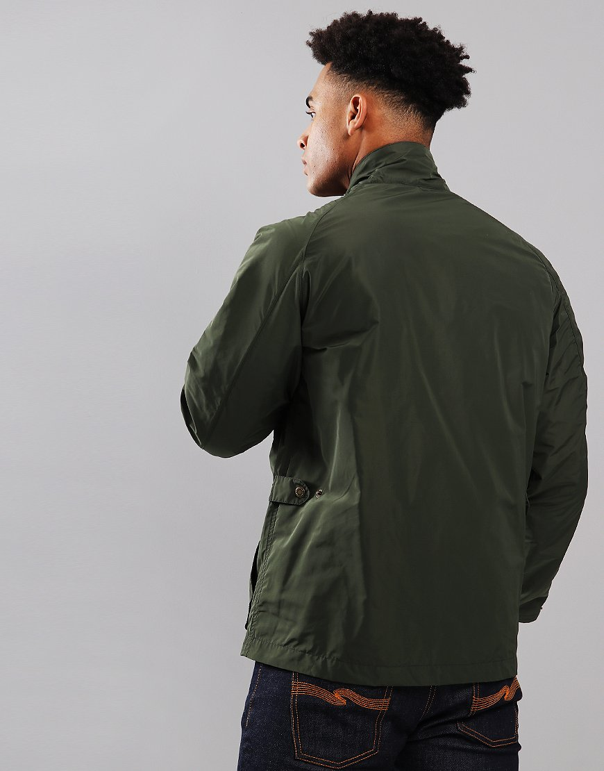 Barbour Inchkeith Jacket Olive