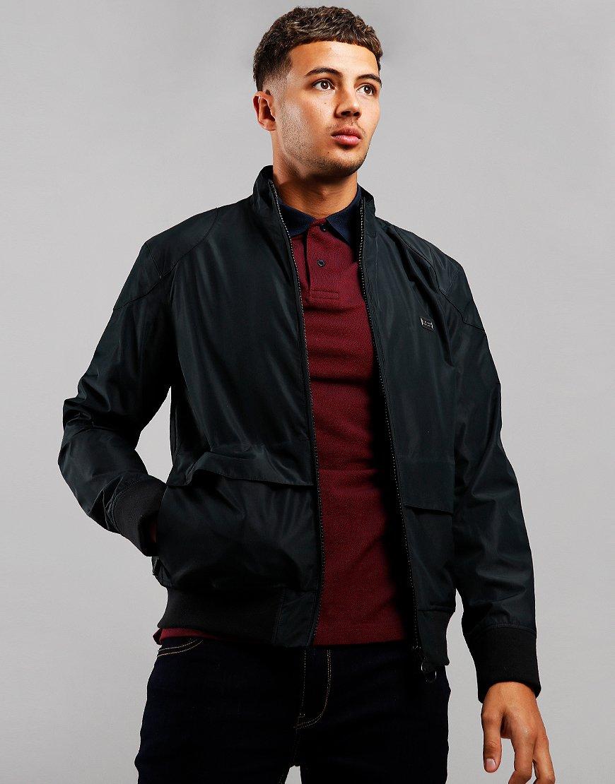 Barbour International Broad Jacket Black