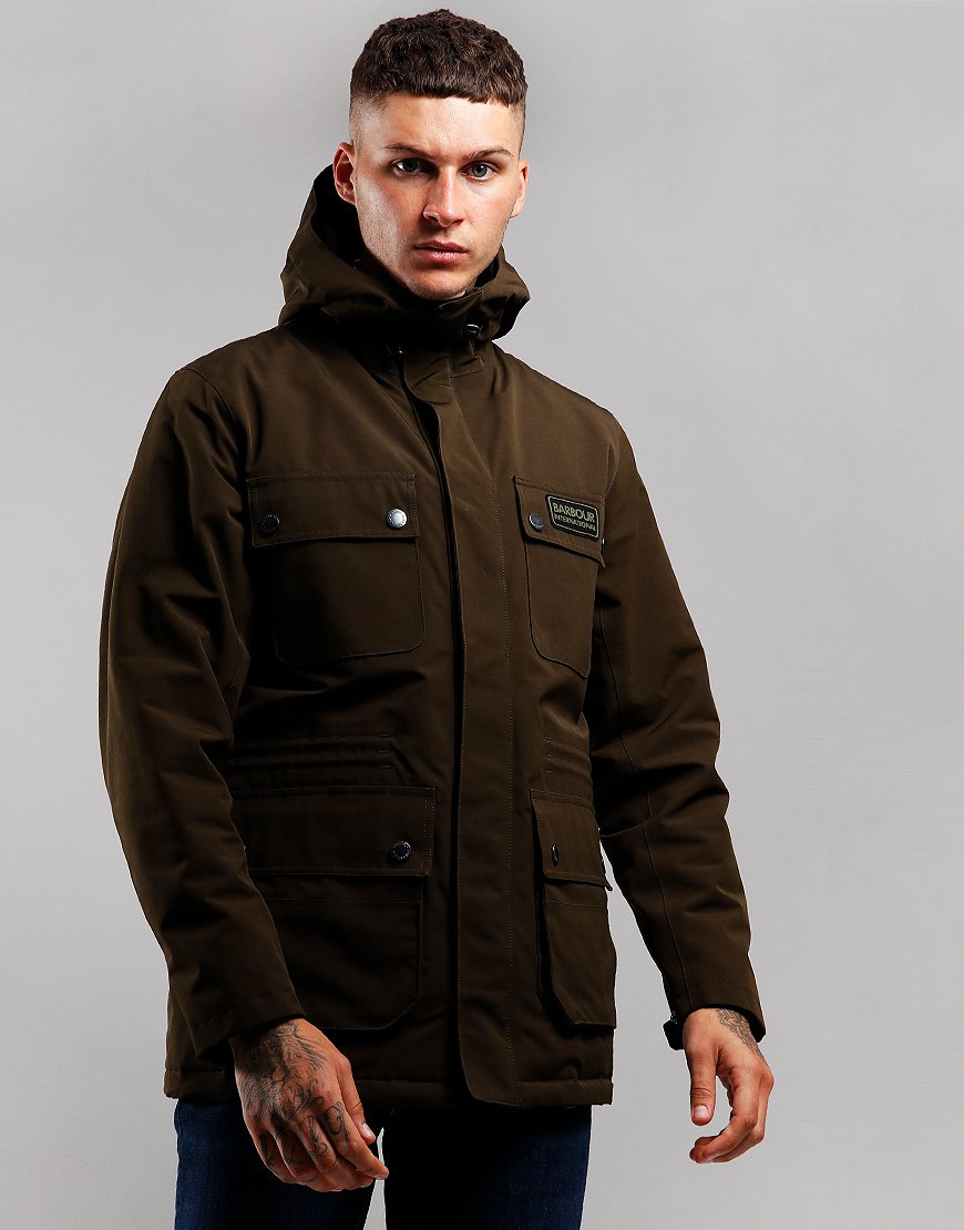 barbour international endo jacket