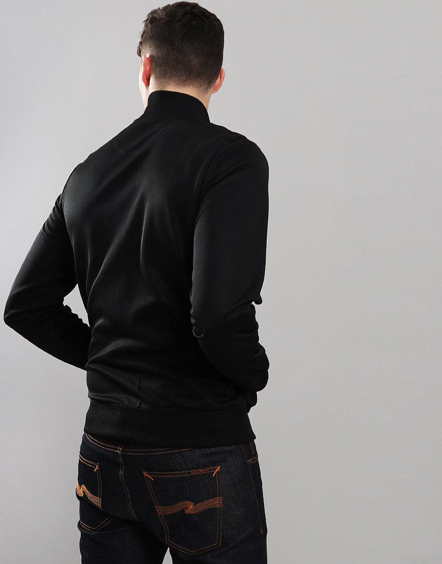 7e5f1a3e0a9f Barbour International Essential Track Top Black - Terraces Menswear