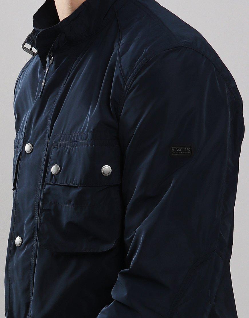 Barbour International Weir Jacket Navy