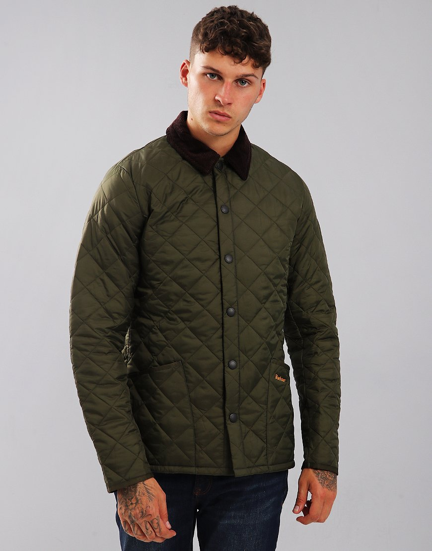 59c21fb79e2e1 Barbour Liddesdale Quilted Jacket Olive