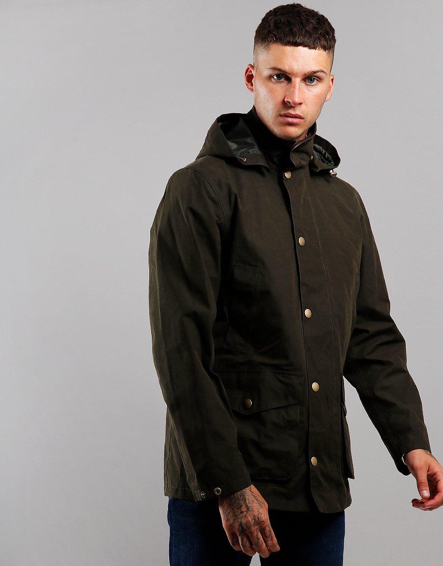 Barbour Mallaig Waterproof Jacket Olive