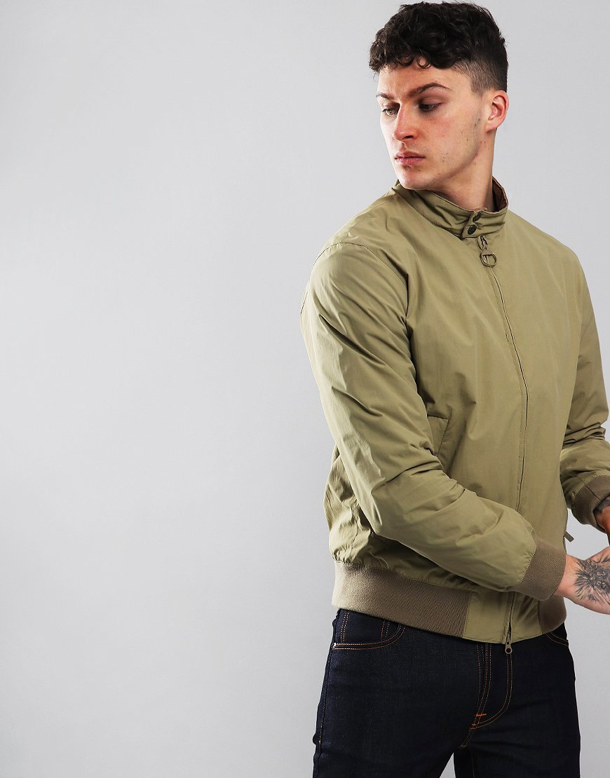 Barbour International Royston Jacket Light Sand