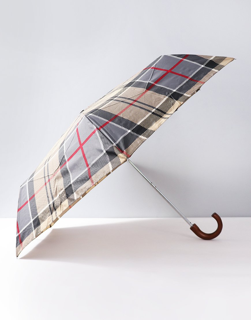 Barbour Mini Umbrella Dress Tartan