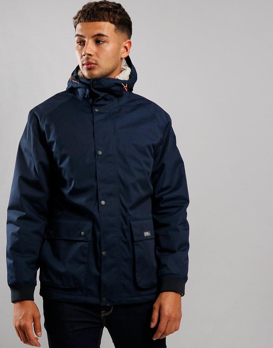 Barbour Northway Waterproof Jacket Navy