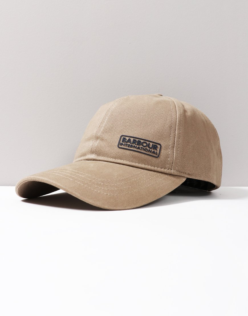 Barbour International Norton Drill Cap Stone