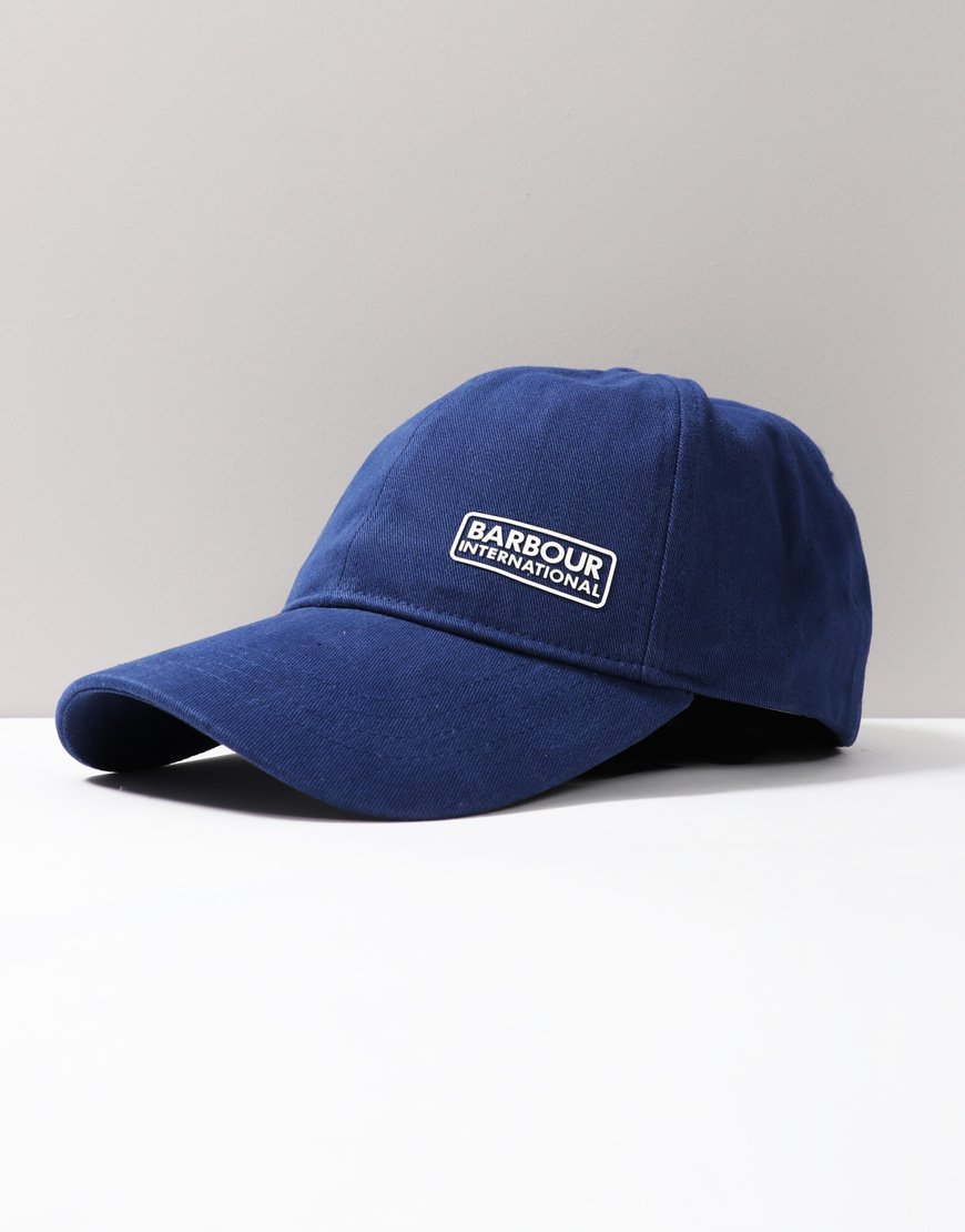 Barbour International Norton Drill Cap Inky