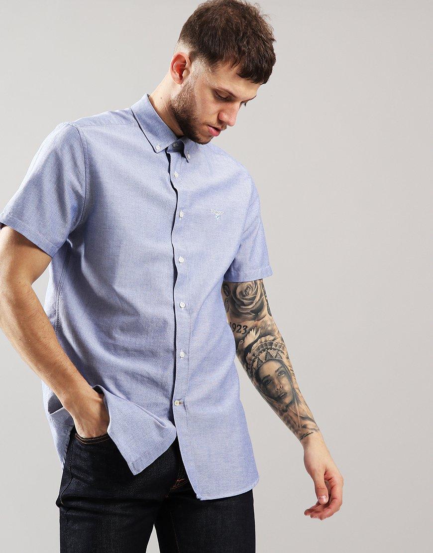 Barbour Oxford 3 Shirt Indigo