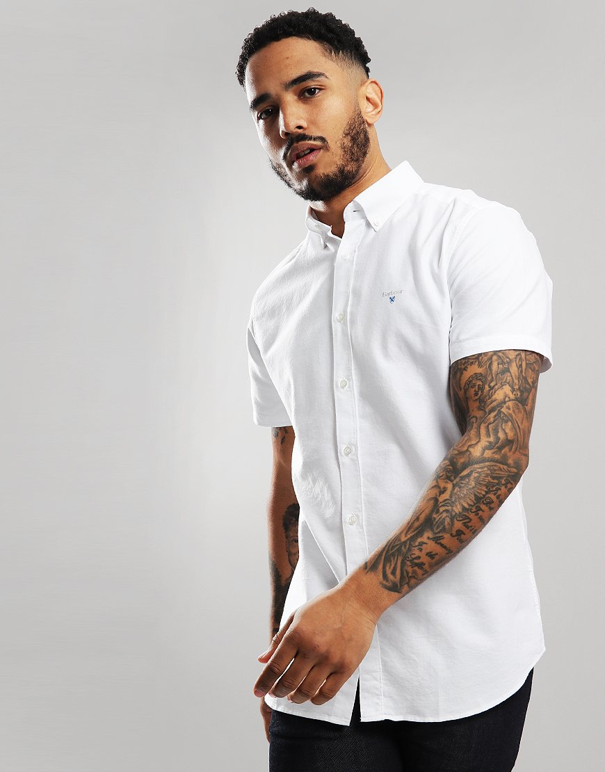 Barbour Oxford 3 Shirt White
