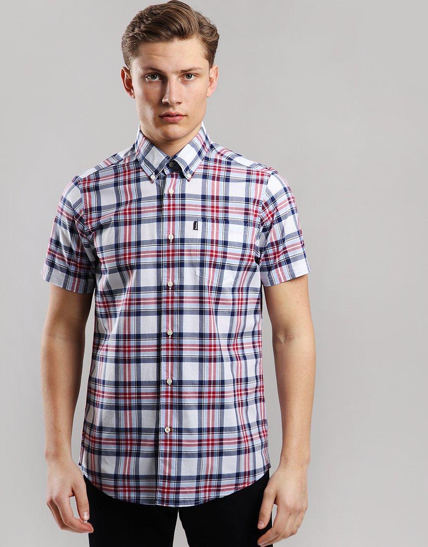 Barbour Highland 6 Shirt Sky