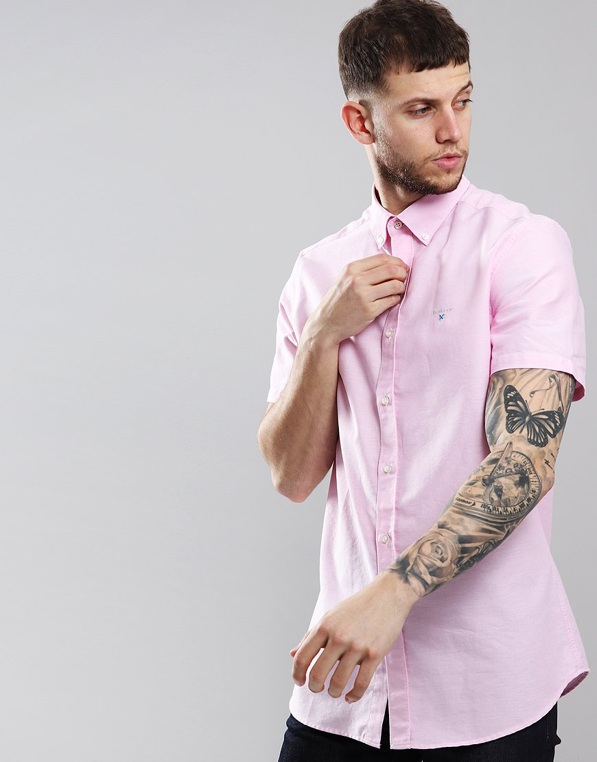 Barbour Oxford 3 Shirt Pink