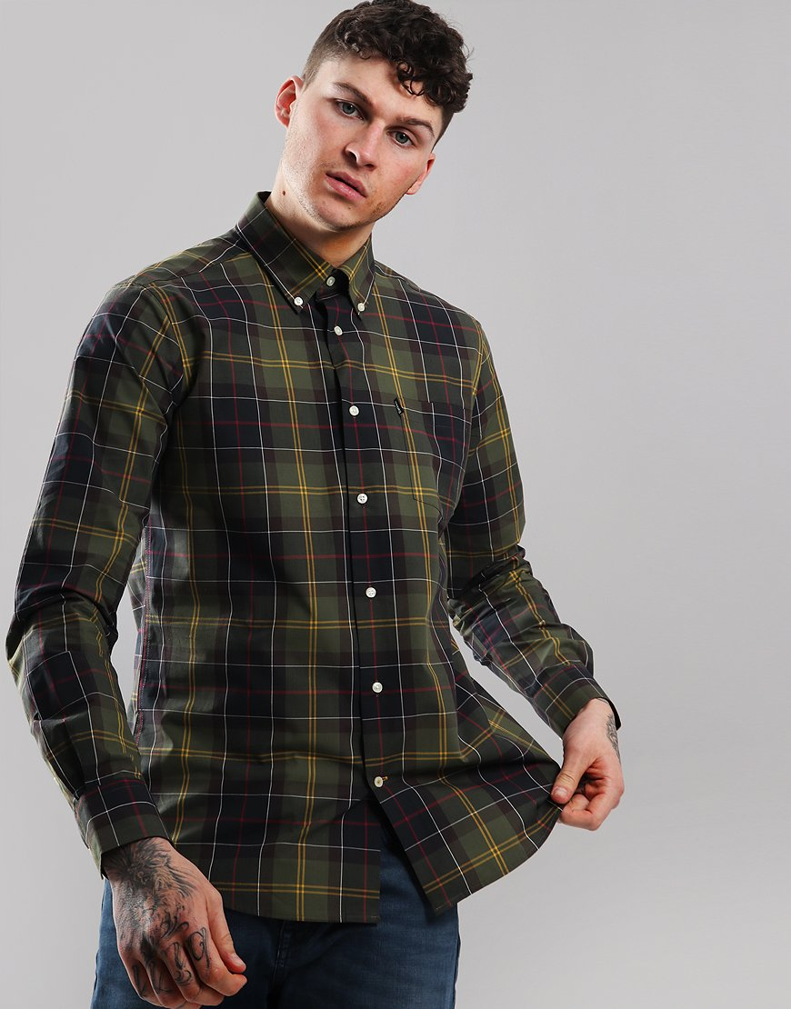 Barbour Tartan 1 Long Sleeve Shirt Classic