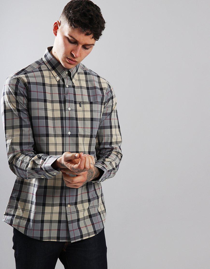 Barbour Tartan 1 Long Sleeve Shirt 1 Dress Tartan