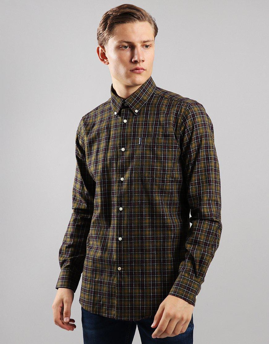 Barbour Tartan 2 Long Sleeve Shirt Classic Tartan