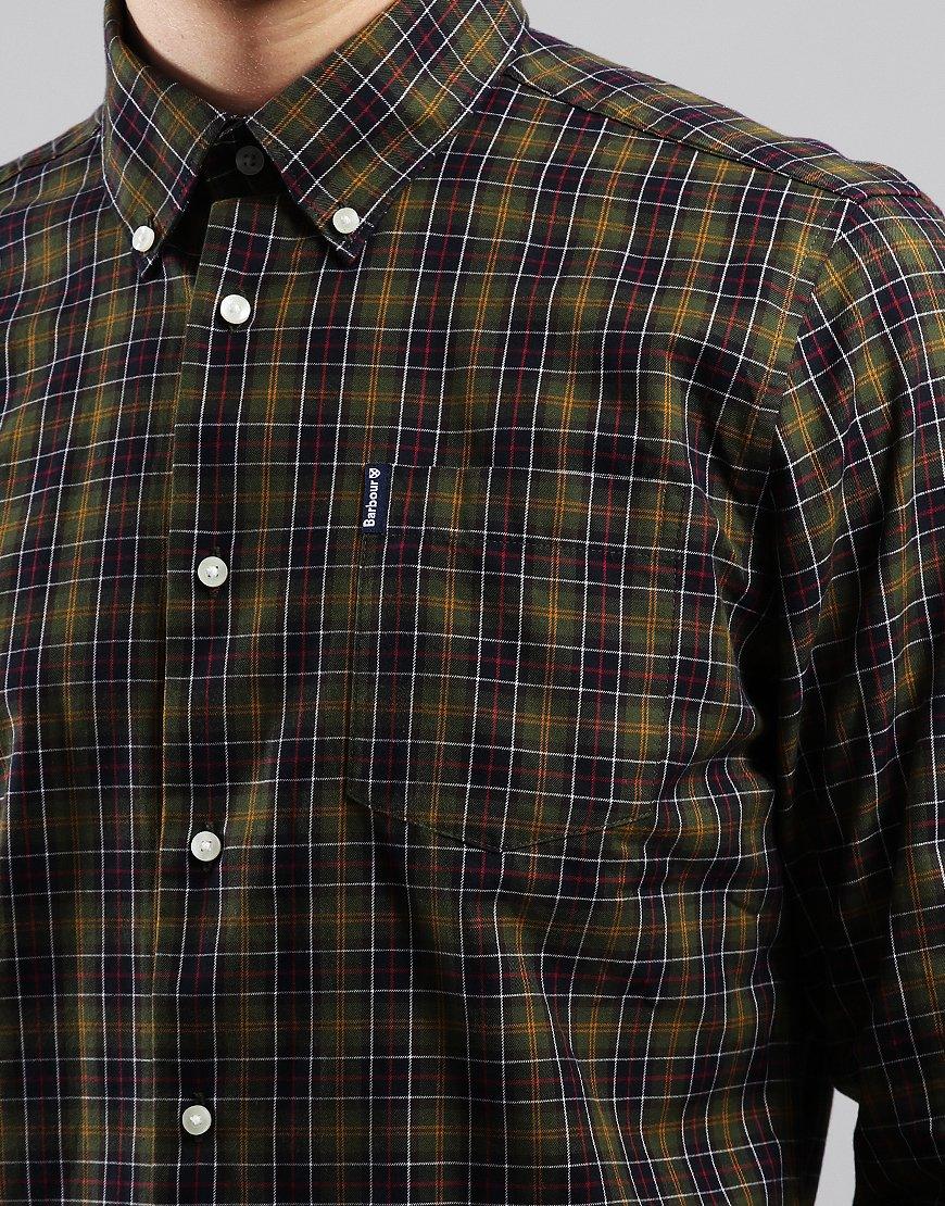 7bf90b0f11d9b Barbour Tartan 2 Long Sleeve Shirt Classic Tartan