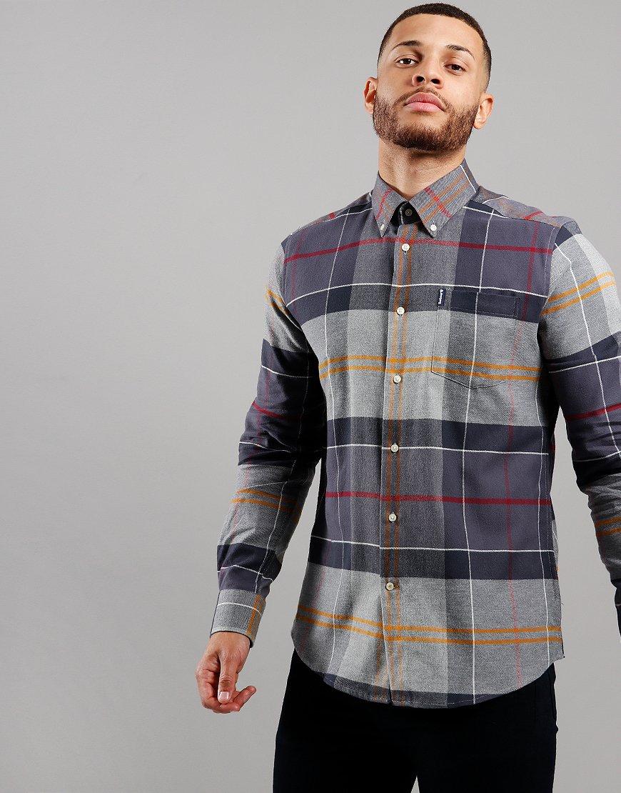 Barbour Tartan 3 Long Sleeve Shirt Modern Tartan