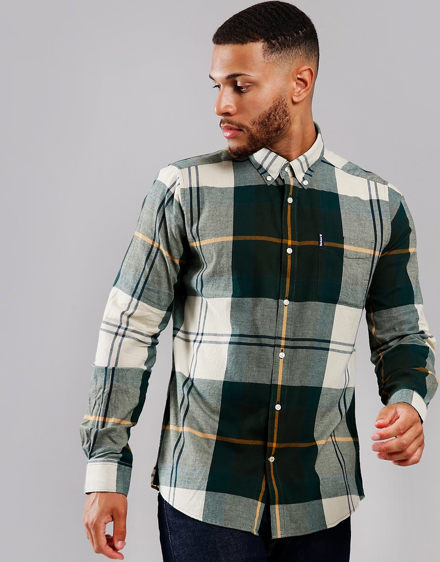 Barbour Tartan 5 Long Sleeve Shirt Ancient Tartan