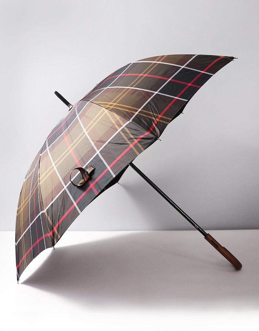 Barbour Walker Umbrella Classic Tartan