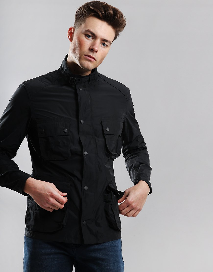 Barbour International Weir Casual Jacket Black