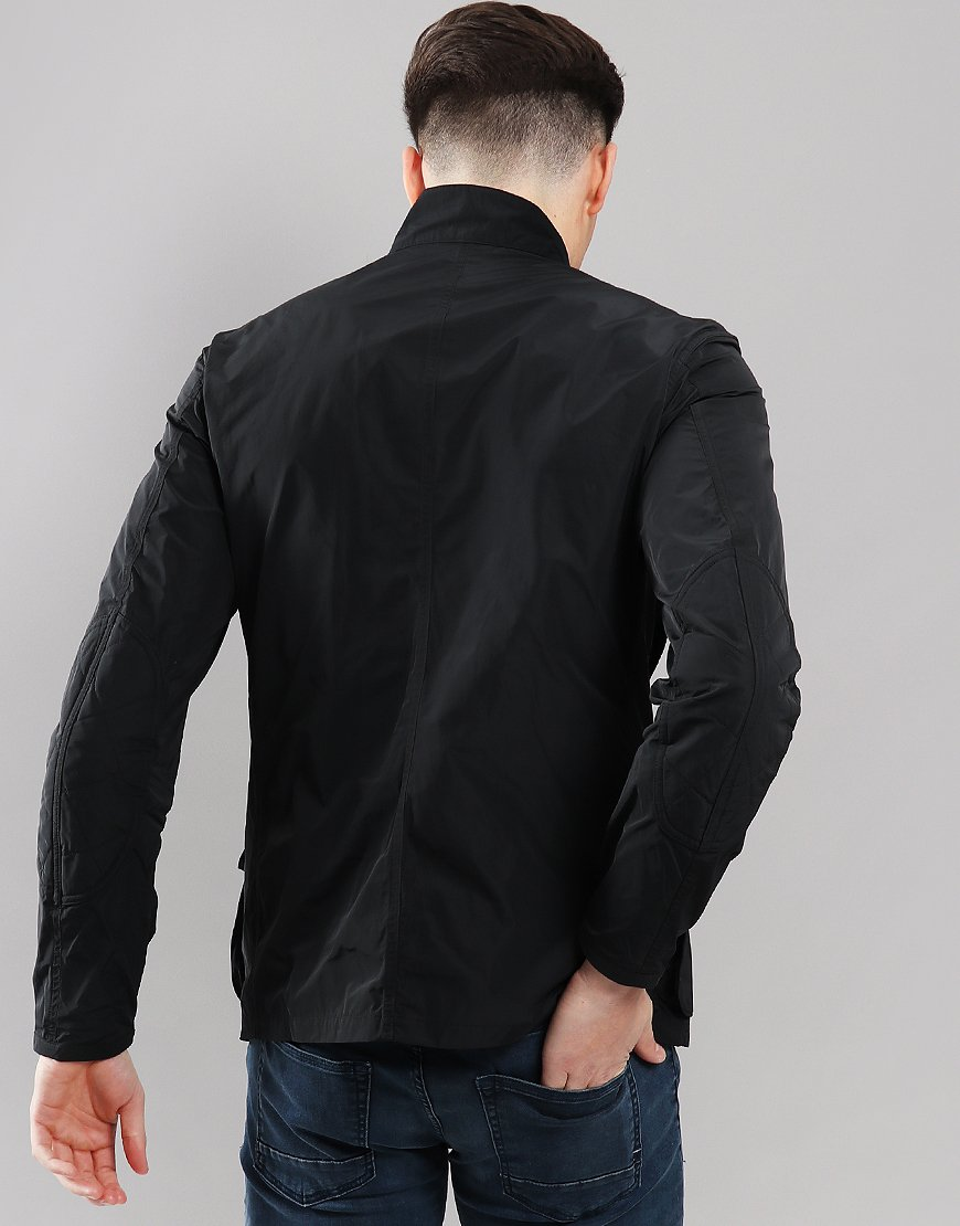 Barbour International Weir Casual Jacket Black