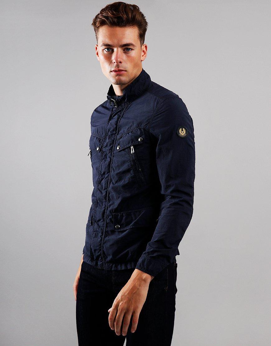 Belstaff Denesmere Jacket Dark Navy