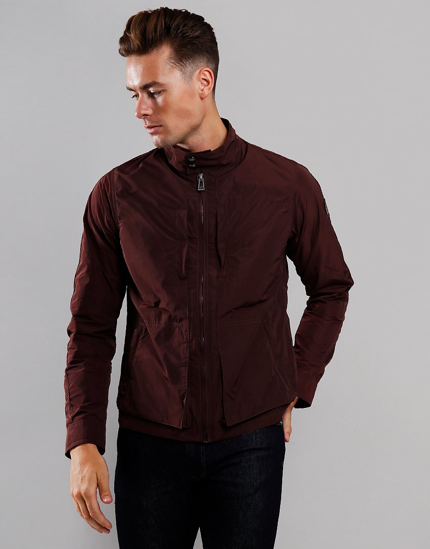 Belstaff Grove Jacket  Blackberry