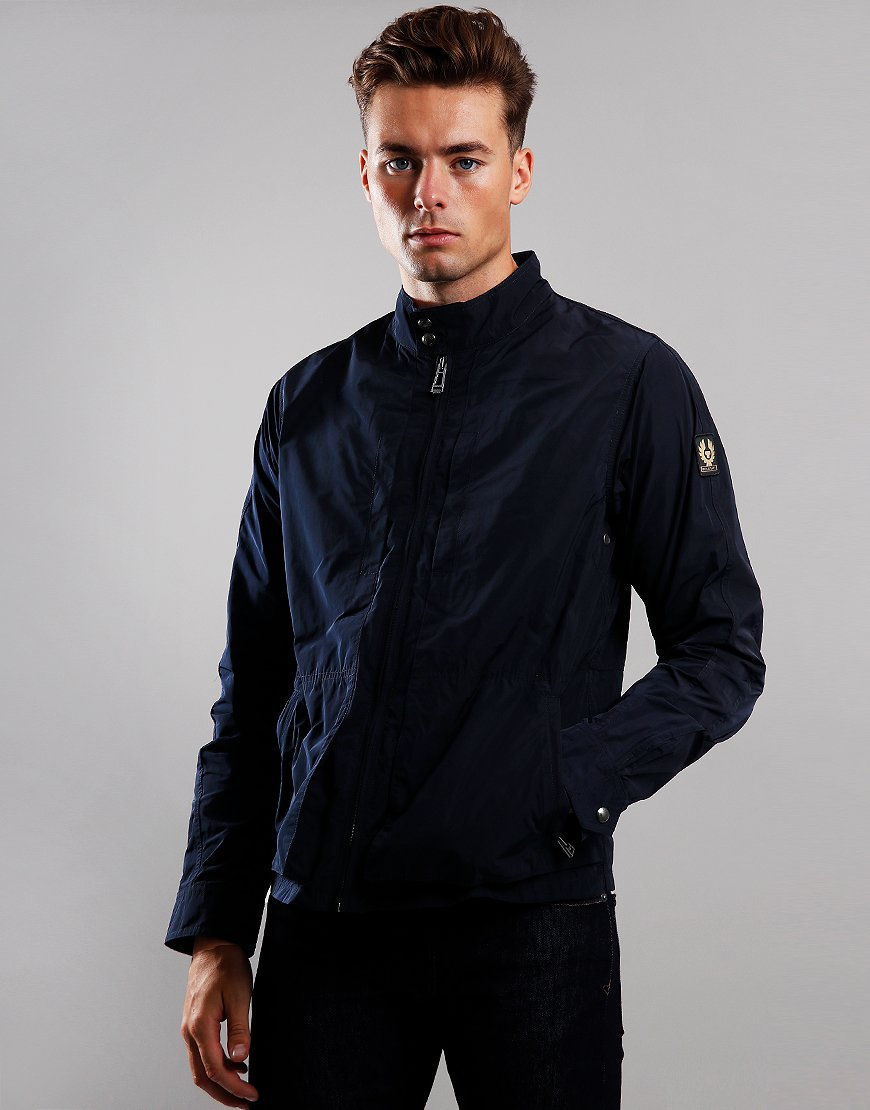 Belstaff Grove Jacket  Dark Ink