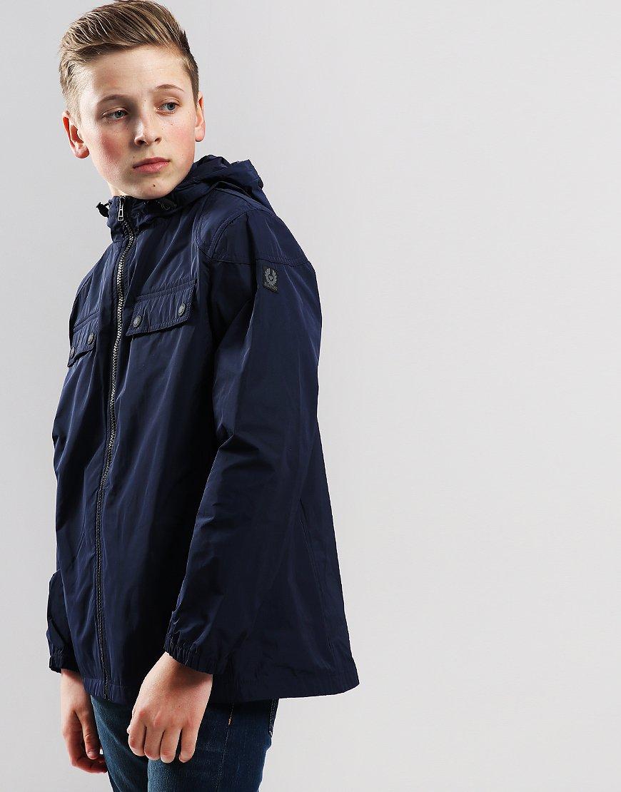 Belstaff Kids Citymaster Jacket Deep Navy