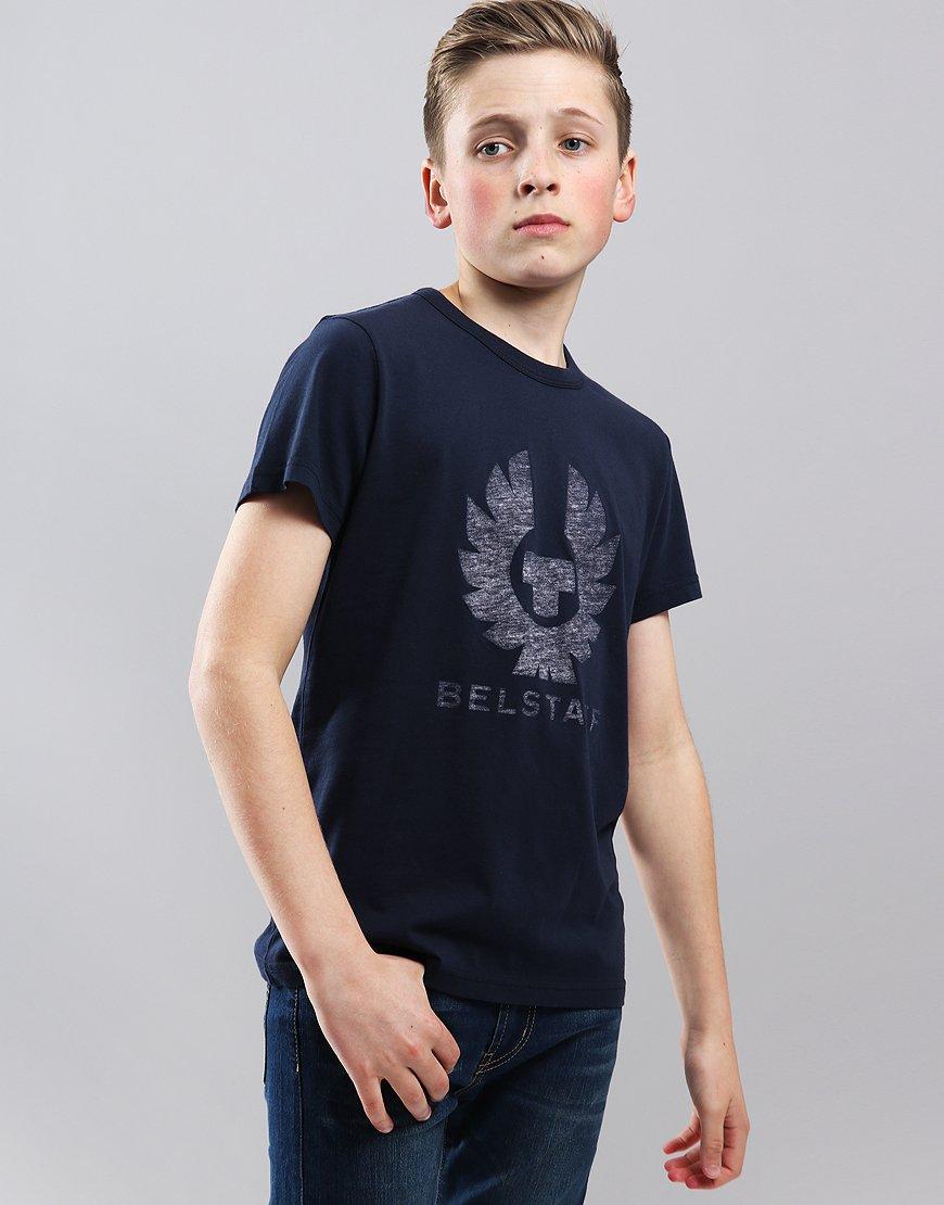 Belstaff Kids Coteland 2.0 T-Shirt Navy
