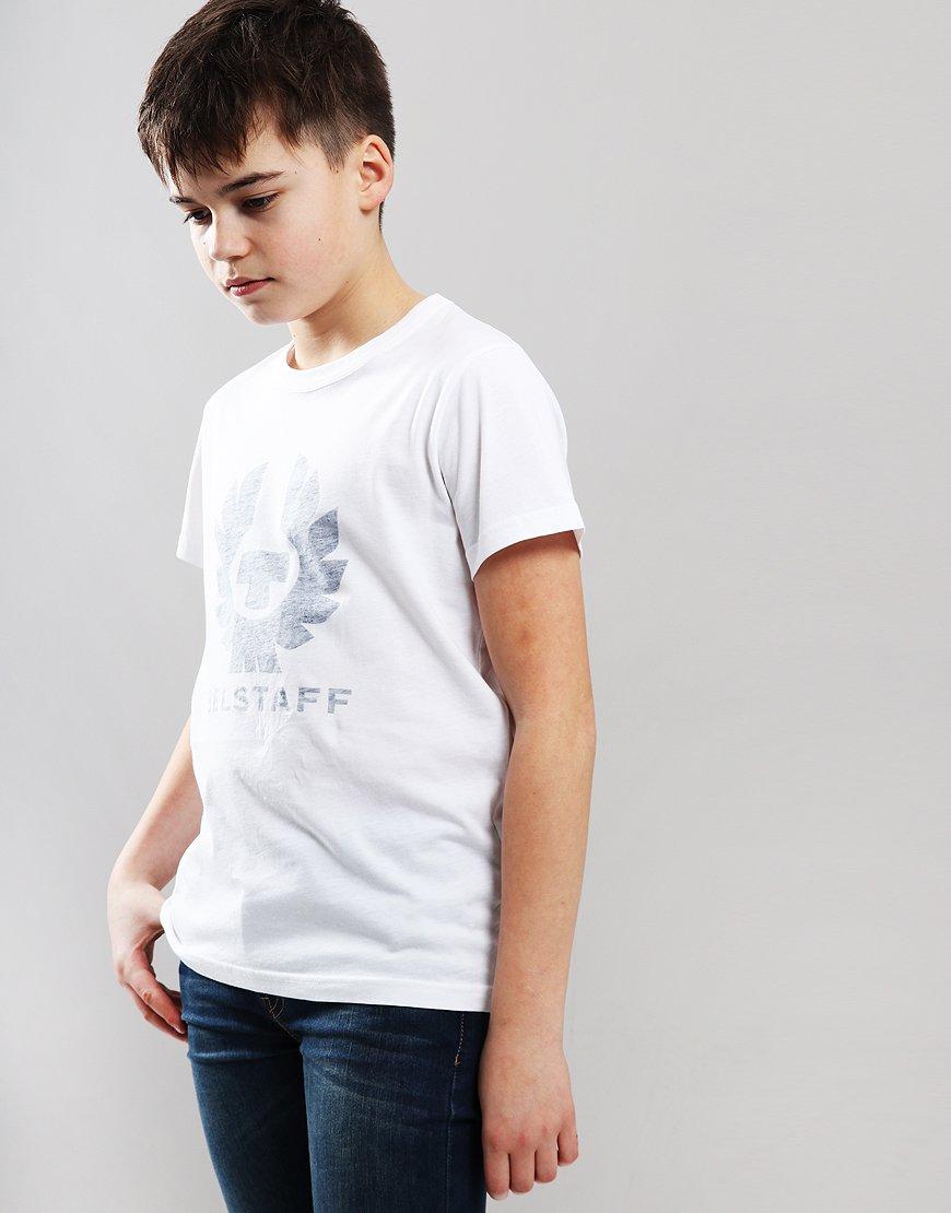 Belstaff Kids Coteland 2.0 T-Shirt White