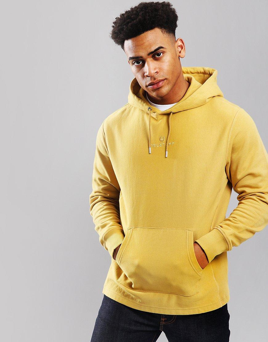 Belstaff Padox Hoodie Cadium Yellow