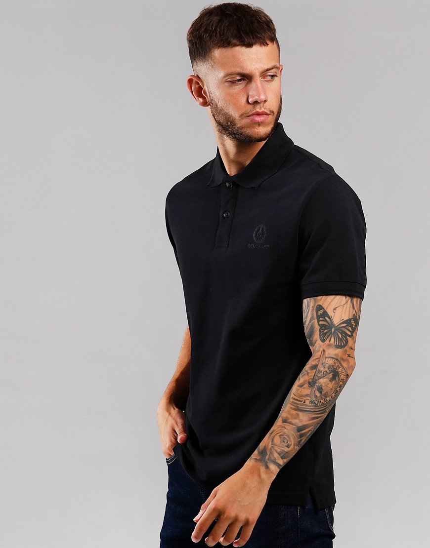 Belstaff Polo Shirt  Black